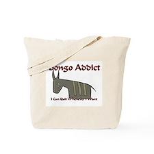 Bongo Addict Tote Bag