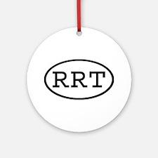 RRT Oval Ornament (Round)