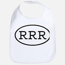 RRR Oval Bib