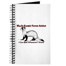 Black-Footed Ferret Addict Journal
