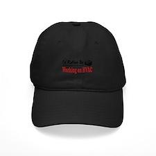 Rather Be Working on HVAC Baseball Hat