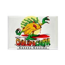 Crypto Cuisine Rectangle Magnet (100 pack)