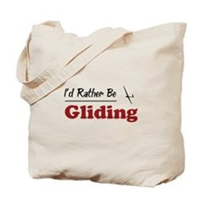 Rather Be Gliding Tote Bag