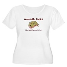 Armadillo Addict T-Shirt