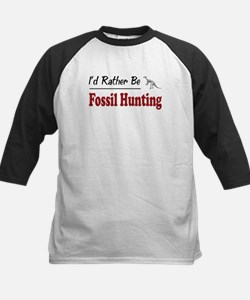 Rather Be Fossil Hunting Tee