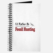Rather Be Fossil Hunting Journal