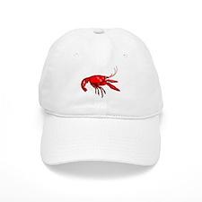 Louisiana Crawfish Baseball Cap