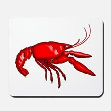 Louisiana Crawfish Mousepad