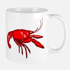 Louisiana Crawfish Mug Mugs