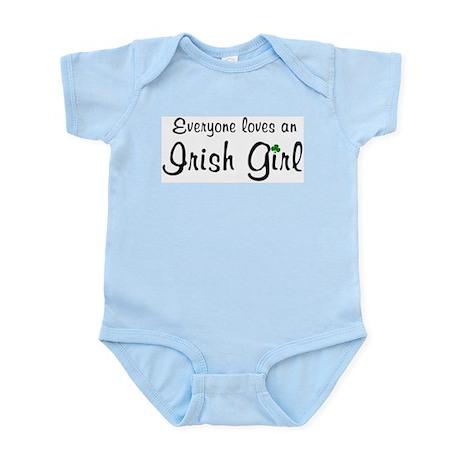Everyone Loves an Irish Infant Creeper