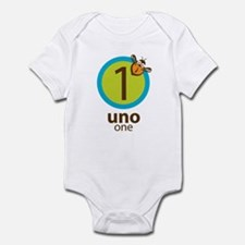 Uno Infant Bodysuit
