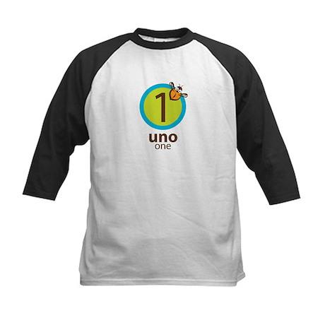 Uno Kids Baseball Jersey