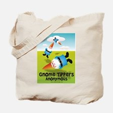 Garden Gnome Tippers Tote Bag