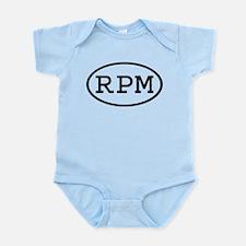RPM Oval Onesie