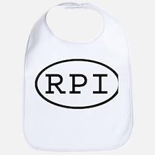 RPI Oval Bib