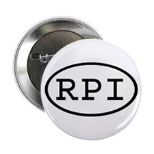 "RPI Oval 2.25"" Button"