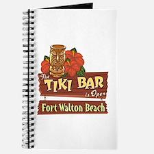 Ft. Walton Beach Tiki Bar - Journal