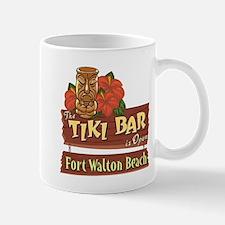 Ft. Walton Beach Tiki Bar - Mug