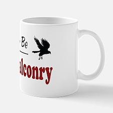 Rather Be Doing Falconry Mug