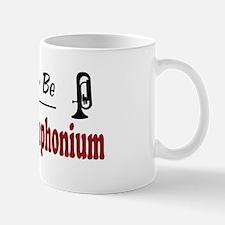 Rather Be Playing Euphonium Small Small Mug