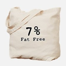 Fat Free Tote Bag