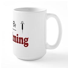 Rather Be Embalming Mug