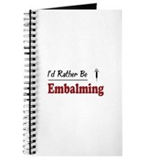 Rather Be Embalming Journal