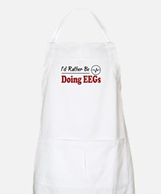 Rather Be Doing EEGs BBQ Apron