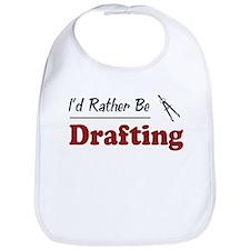 Rather Be Drafting Bib