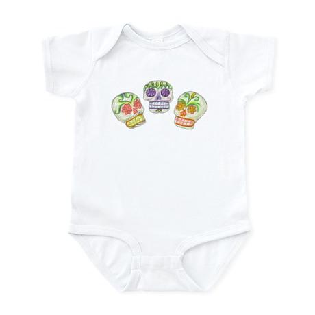 Sugar Skulls Infant Bodysuit
