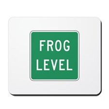 Frog Level, VA (USA) Mousepad