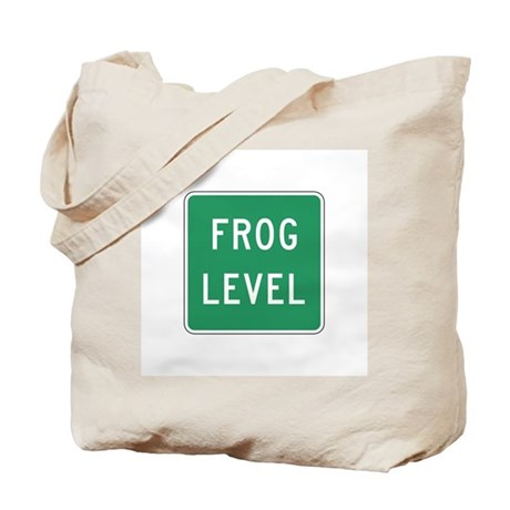 Frog Level, VA (USA) Tote Bag