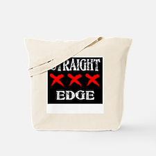 Straight Edge II Tote Bag