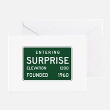 Surprise, AZ (USA) Greeting Cards (Pk of 10)