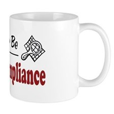 Rather Be Doing Compliance Mug