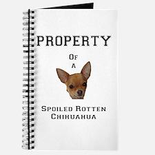 Cute Chihuahuas Journal