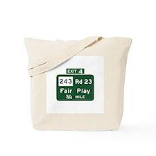 Fair Play, SC (USA) Tote Bag