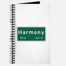 Harmony, CA (USA) Journal