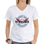 WFPD Women's V-Neck T-Shirt