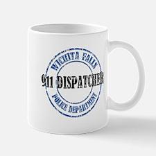 Wichita Falls PD 911 Dispatch Mug