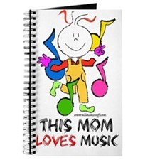 This mom loves music Journal