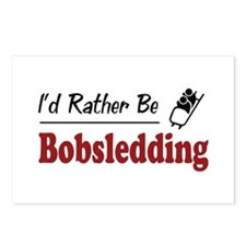 Rather Be Bobsledding Postcards (Package of 8)