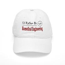 Rather Be Biomedical Engineering Baseball Cap