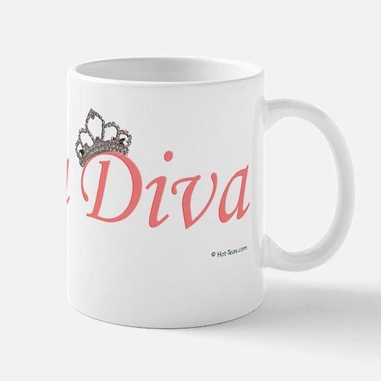 Tea Diva - Pink Mug