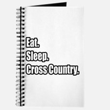 """Eat. Sleep. Cross Country."" Journal"