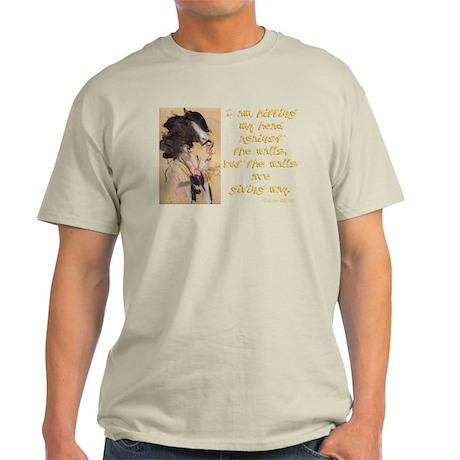 Gustav Mahler-Hitting My Head Light T-Shirt