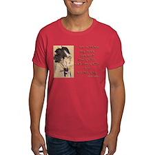 Gustav Mahler-Hitting My Head T-Shirt