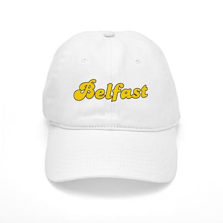 Retro Belfast (Gold) Cap