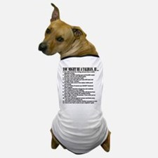 You Might Be A Taliban, If... Dog T-Shirt