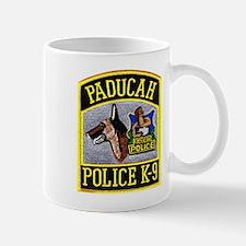 Paducah PD Canine Mug